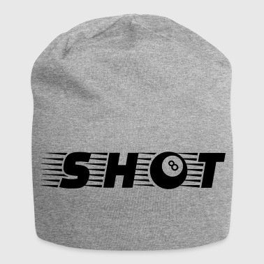 Shot Billiards Eightball - Jersey Beanie