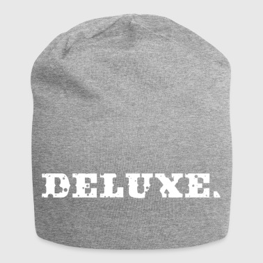 Deluxe. - Jersey-Beanie