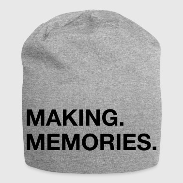 making memories - Jersey Beanie