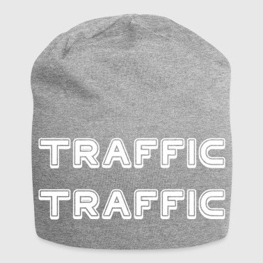 Traffico - Beanie in jersey