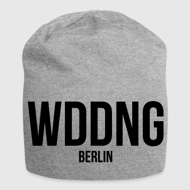 WEDDING BERLIN - Jersey-Beanie