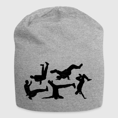break dance - Bonnet en jersey