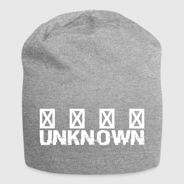 Unknown collection - Jersey Beanie