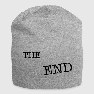 the end - Jersey Beanie
