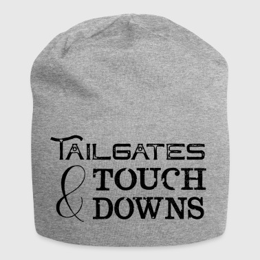 Tailgates og touchdowns - Jersey-beanie