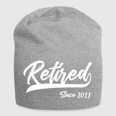 Retired since 2017 - Jersey Beanie