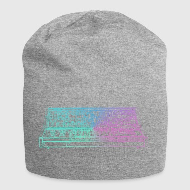 Synthesizer - Jersey Beanie