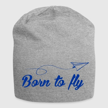 Born to fly - Jersey Beanie