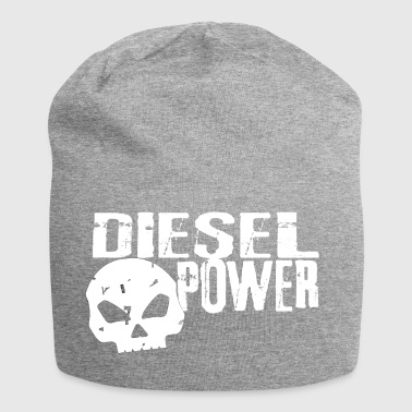 diesel power, only the diesels belong to the world - Jersey Beanie