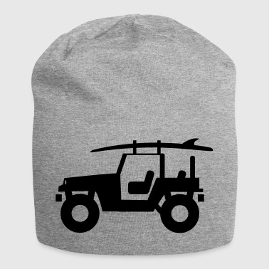 Jeep - SUV - Beanie in jersey