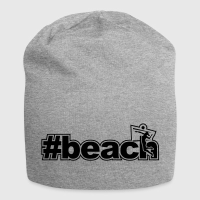 beach woman network xx - Jersey Beanie