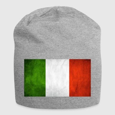 Bandiera Italiana - Beanie in jersey