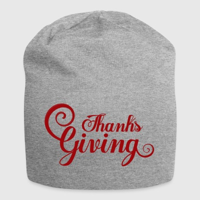 Thanksgiving gifts for friends & family. - Jersey Beanie