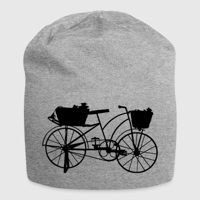 bicycle - Jersey Beanie