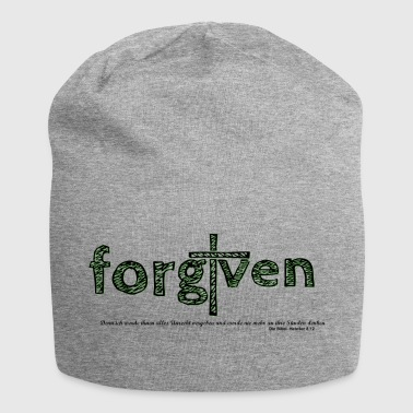 forgiven - Jersey Beanie