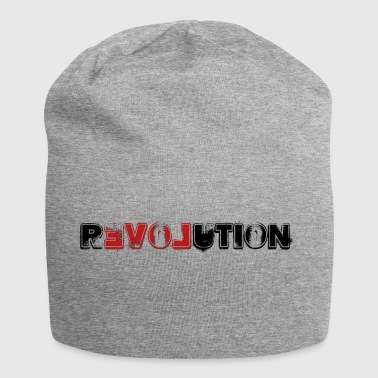 Revolution & Love - Bonnet en jersey