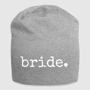 Bride to be. Hens Party. bachelorette Night Party - Jersey Beanie