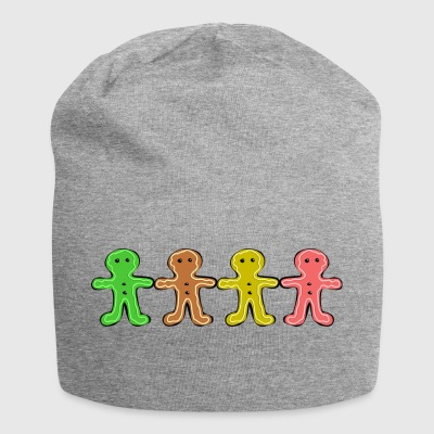 Gingerbread man - Jersey Beanie