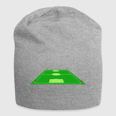 football field - Jersey Beanie