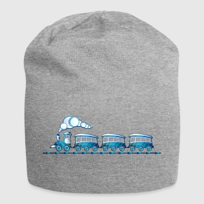 locomotive - Bonnet en jersey
