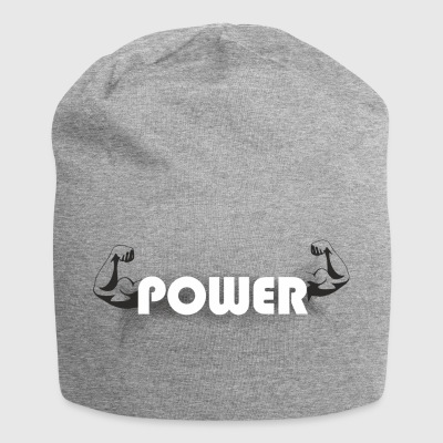 potere - Beanie in jersey