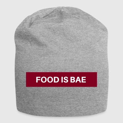 Food is bae - Jersey Beanie
