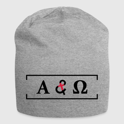 A & O - Beanie in jersey