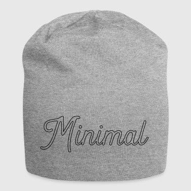 minimo - Beanie in jersey