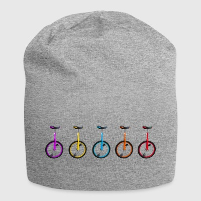unicycles - Jersey Beanie