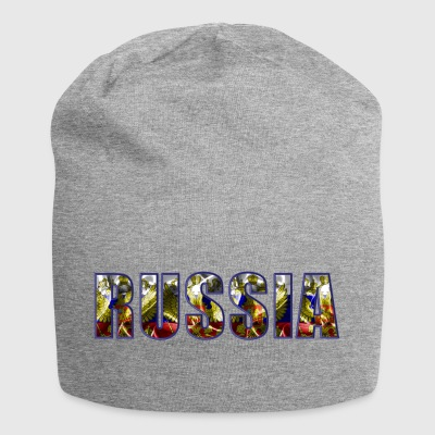 Russia - Beanie in jersey