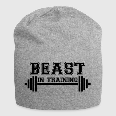 Beest in training.Beast.Weightlifting. Boys.Girls - Jersey-Beanie