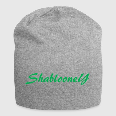 Shablooney Collection Uno - Jersey-Beanie