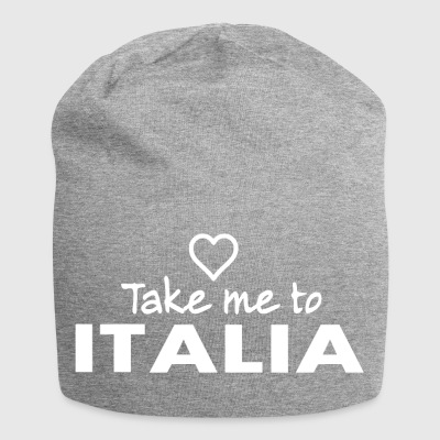 ITALIA Italy more than just pizza - Love Italy - Jersey Beanie