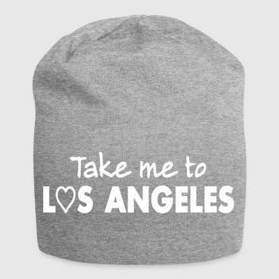 LOS ANGELES - USA - WEST COAST - CALIFORNIA - Beanie in jersey
