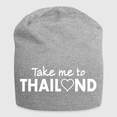 Take me to THAILAND - Thai holiday - Jersey Beanie