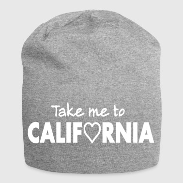 Californie - Californie - amour californie - Bonnet en jersey