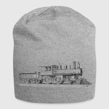 Train / Locomotive / Locomotive / cadeau de chemin de fer - Bonnet en jersey