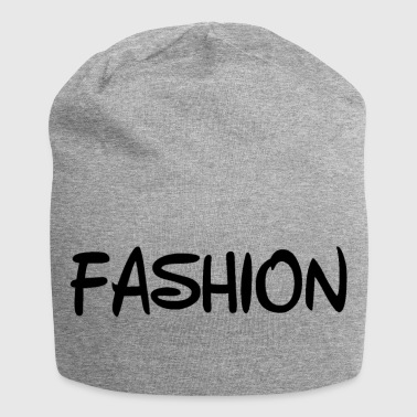 Fashion Text - Jersey Beanie