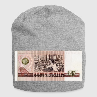 10 mark bill of DDR - Jersey-Beanie