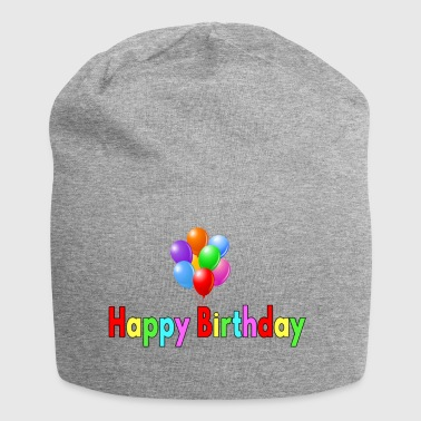 happy Birthday - Jersey Beanie