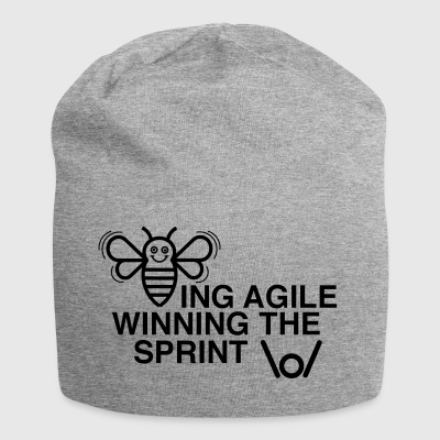 BEING AGILE WINNING sprintin - Jersey-pipo