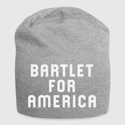 Bartlet For America - Beanie in jersey