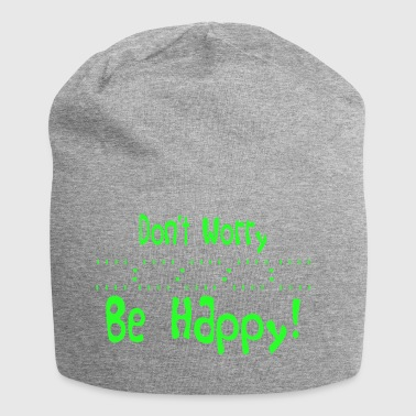 Happiness - Jersey Beanie