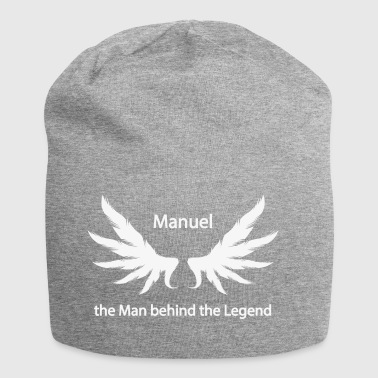 Manuel the Man behind the Legend - Jersey-Beanie