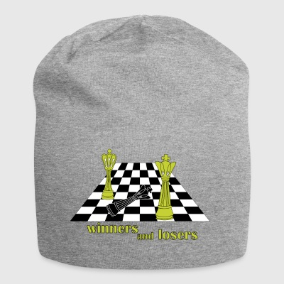 Chess game - Jersey Beanie