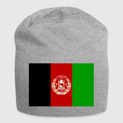 Afghanistan Flagg - Jersey-beanie