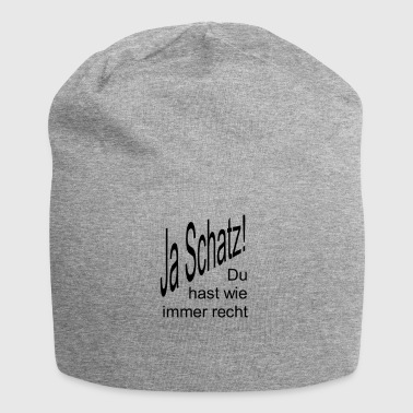 Yes sweetheart - Jersey Beanie