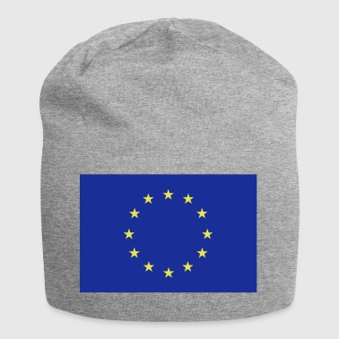 Europe flag - Jersey Beanie