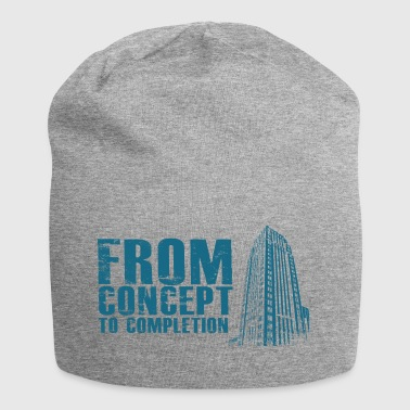 Architect / Architecture: From Concept To Completio - Jersey Beanie