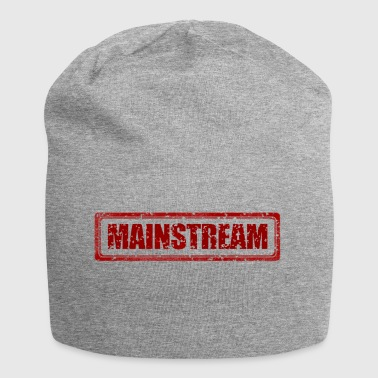 mainstream - Jersey Beanie
